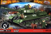 Cobi 2486 - T34 / 85 Rudy 102 LIMITED EDITION (Edition 1/2016)
