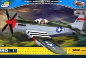 Cobi 5513 - North American P51C Mustang Fighter Airplane (Edition 1/2017)