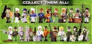 Cobi 2004 - Small Army Series 4 complete 22 soldiers